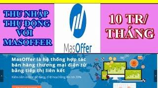 Hướng dẫn kiếm tiền tiếp thị liên kết với Masoffer từ A - Z.
