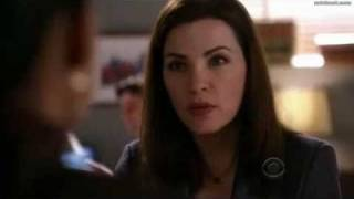 """Renee Goldsberry on """"The Good Wife"""""""