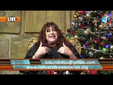 Refiners Fire with Rev Lola Rondou 01-12-2021