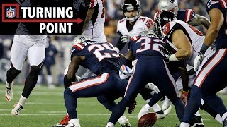 Special Teams Provides Spark in Super Bowl 51 Rematch (Week 7) | NFL Turning Point