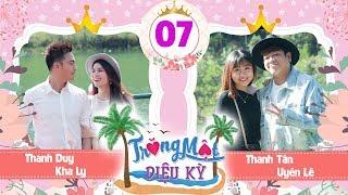 TRĂNG MẬT DIỆU KỲ #7 FULL | Thanh Tân gây bất ngờ vì hiểu vợ vượt qua cả cặp đôi Kha Ly - Thanh Duy