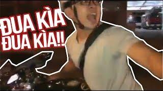 Đua Xe Không Cháu!!! Phiên Bản Biker Lầy | BAZ Channel