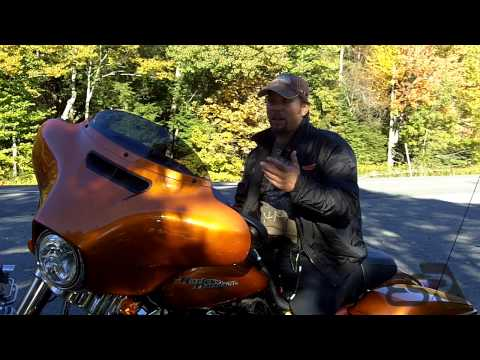 Paul's Opinion of the Harley Davidson 2014 Street Glide