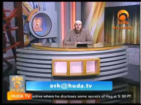 Ask Huda Oct 7th 2014