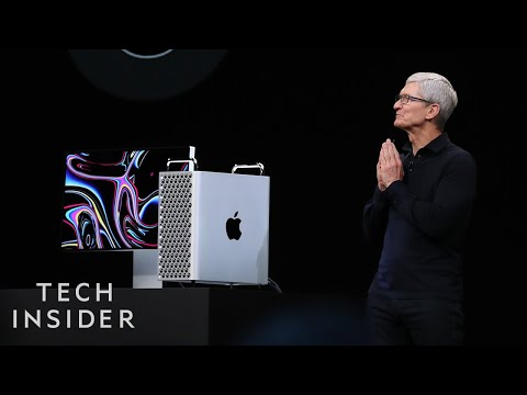 Apple Just Launched A $6,000 Mac Pro