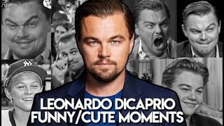 LEONARDO DICAPRIO FUNNY MOMENTS 😂