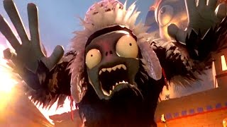 Plants vs. Zombies: Garden Warfare 2 Sasquatch NEW Final Boss Battle