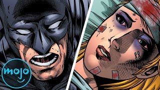 Top 10 Comic Book Deaths that Pissed You Off