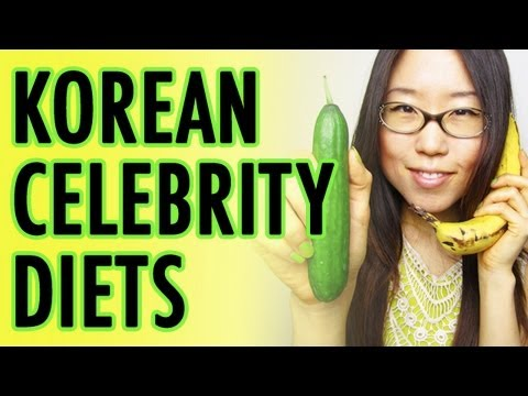 K-POP STAR DIETS! What Korean Celebrities Eat (KWOW #74)