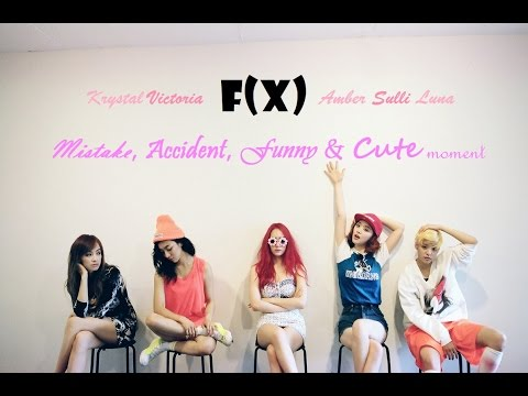 PART 154: Kpop Mistake & Accident [f(x) only]