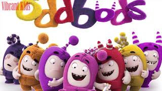Learn colors with Oddbods Cartoon #12 - Babybods - Learning Colors for Kids, Babies, Children