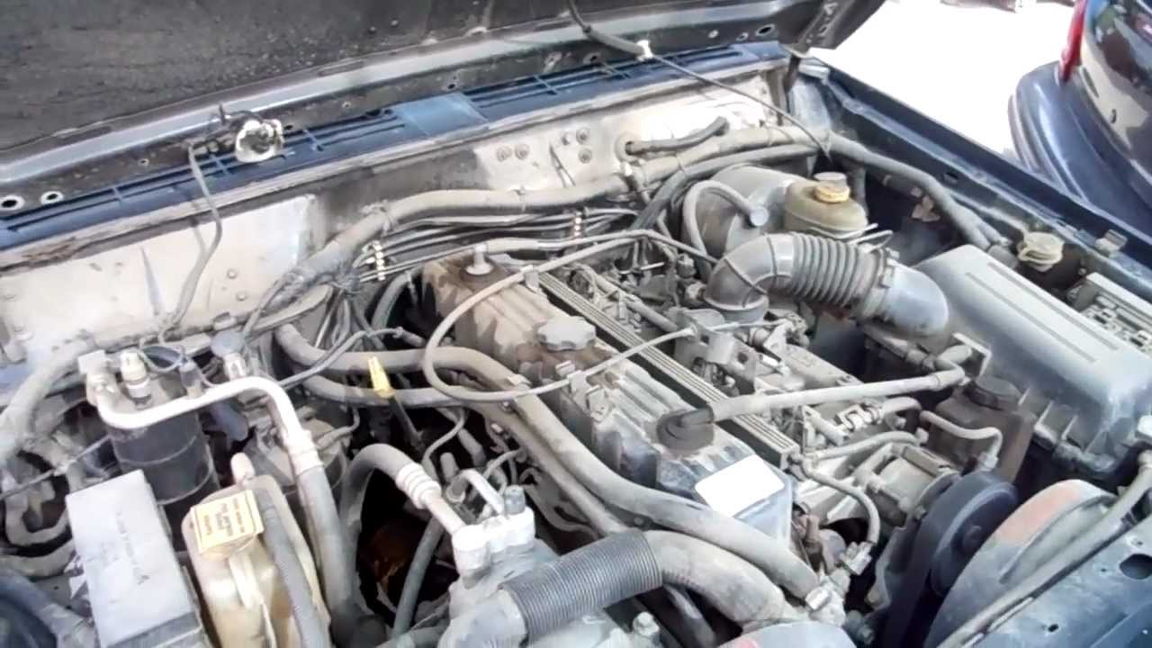 cherokee jeep 1997 solo falla