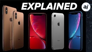 iPhone XS, XS Max and XR Explained in under 6 minutes!