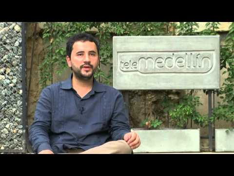 Archivo Carlos Vieco fue donado a Universidad EAFIT Intérprete Lezlye Berrío Noticias TeleMedellin