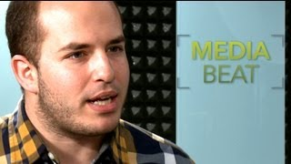 Brian Stelter on Being Matt Lauer's Nemesis (Media Beat 1 of 1)