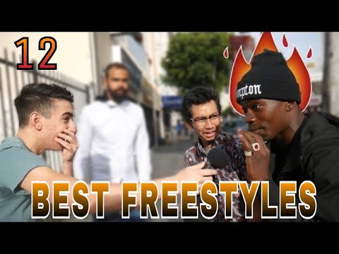 Asking RANDOM People To Freestyle On My BEATS | (🔥12 BEST VIDEOS🔥)