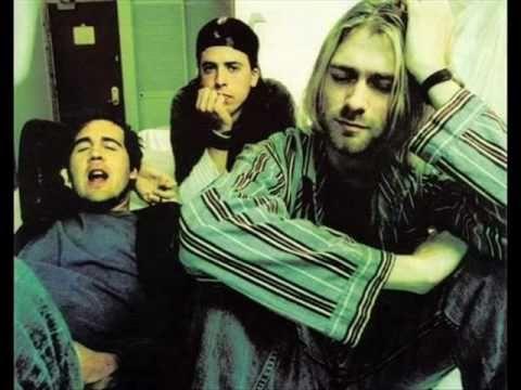 Nirvana - Something in the way [ lyrics ]