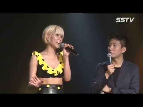 "[SSTV 영상] '프리즈너(Prisoner)' 스테파니, ""눈에 들어오는 아이돌 그룹? 여자친구·마마무·세븐틴"""