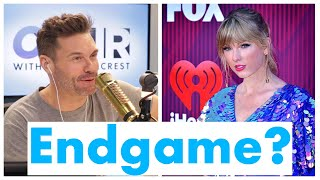 Avengers Endgame is Linked to Taylor Swift? | On Air With Ryan Seacrest