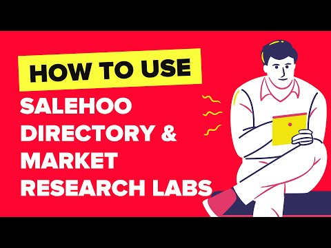 SaleHoo - Wholesale Supplier Directory & Market Research Lab