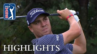 Justin Thomas extended highlights | Round 1 | THE CJ CUP