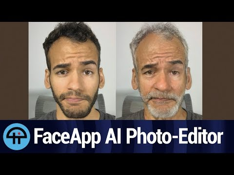 How to Use FaceApp's AI Photo-Editor