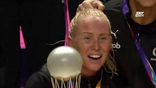 Netball World Cup | Gold Medal Match Highlights