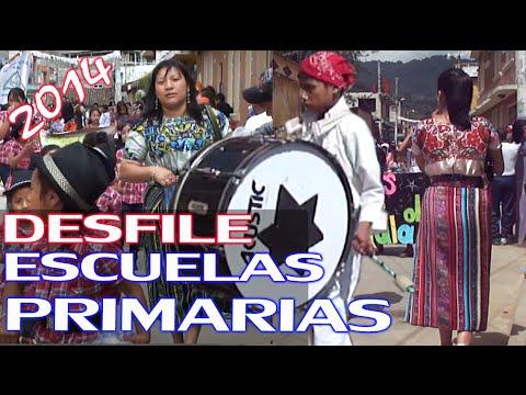 DESFILE 13 DE SEPTIEMBRE 2014 SAN JUAN OSTUNCALCO ESCUELAS PRIMARIAS