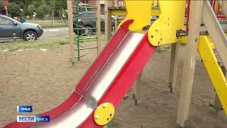 Активисты из «Молодежки ОНФ» проверили детские площадки