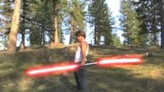 THE BATTLE OF MODERN JEDI: Lightsaber Duel