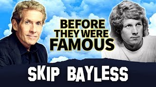 Skip Bayless | Before They Were Famous | Fox Sports Undisputed