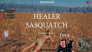 The Sasquatch Games | JasonSulli | PLAYERUNKNOWN'S BATTLEGROUNDS