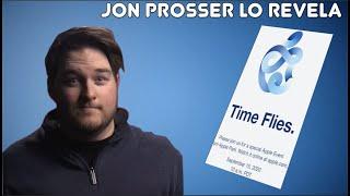 Según JON PROSSER esto es lo que veremos en el EVENTO DE APPLE 🍎