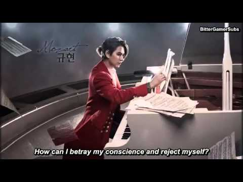 [ENG SUB] Kyuhyun - I Want To Escape My Destiny