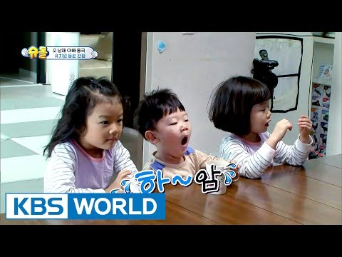 Seulsudae's pre-school war [The Return of Superman / 2017.06.04]