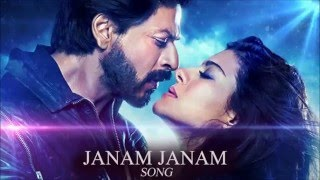 Janam Janam - Original Karaoke With Lyrics,Arijit Singh - Dilwale,,
