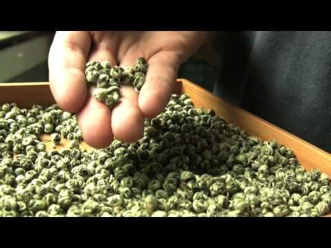 JING Tea - Jasmine Pearls Green Tea