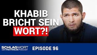 LIVE 🔴: Khabib Comeback I Reaction Holloway vs Kattar I McGregor vs Poirier I Schlagwort #96