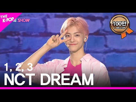 NCT DREAM, 1, 2, 3 [THE SHOW 180904]