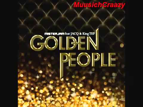 Baixar • Mister Jam - Golden People (ft. JACQ & King TEF) •