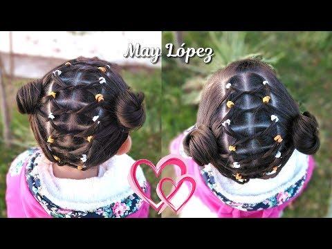 Peinado Para Nina Elegante Cabello Corto Mamita Linda Tips