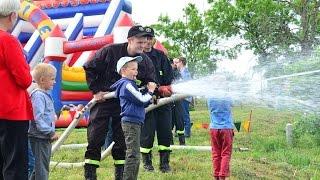Ochotnicza Straż Pożarna w Gołańczy zorganizowała dla dzieci Dzień...