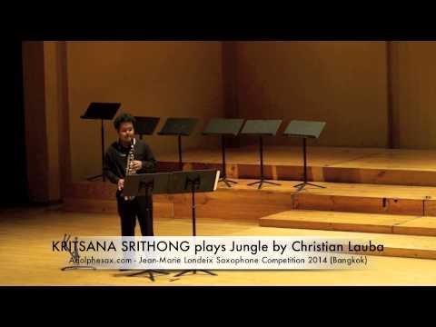 KRITSANA SRITHONG plays Jungle by Christian Lauba