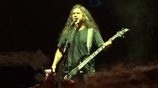 Slayer - Repentless, June 1 2018 @ Mohegan Sun Arena, CT