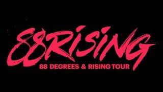 88 Degrees & Rising Tour | NY