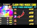 Free Fire New Updates In Telugu || Elite Pass Discount..?? || Free Magic Cube Confirmed 🔥