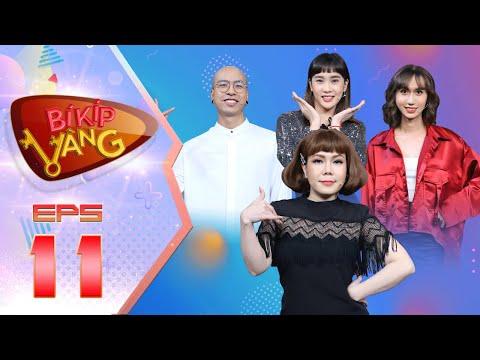 Bí Kíp Vàng | Tập 11: Lynk Lee bất ngờ xuất hiện với giọng hát siêu ngọt làm Việt Hương