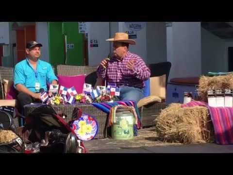 Agrovet Market Nicaragua en Canal 13 -  Viva la Vida Nicaragua - Expica Permanente 2016