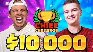 $10,000 CHIEF CHALLENGE feat. SPEN! (brawl stars)