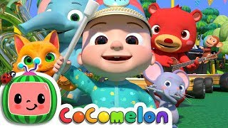 Musical Instruments Song (Animal Band) | CoCoMelon Nursery Rhymes & Kids Songs - YouTube